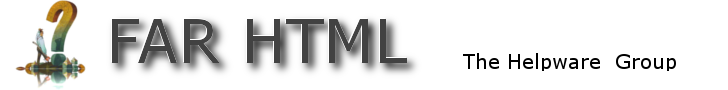 FAR HTML Helpware Group
